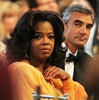Just Before She Exits, Oprah's Ratings Head South