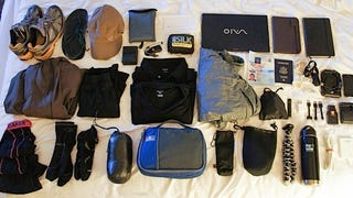 The 20 Pound World Travel Backpack