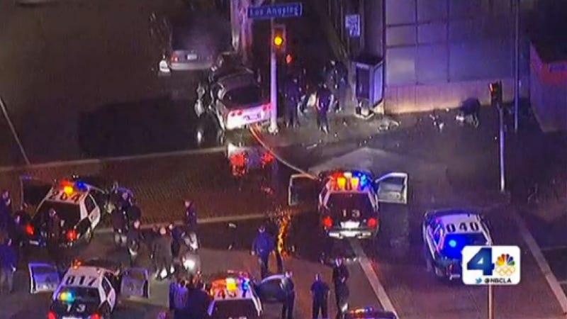 Man Killed In LA Corvette Chase Was Mentally Ill, Friend Says