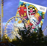 Wario Invades Six Flags