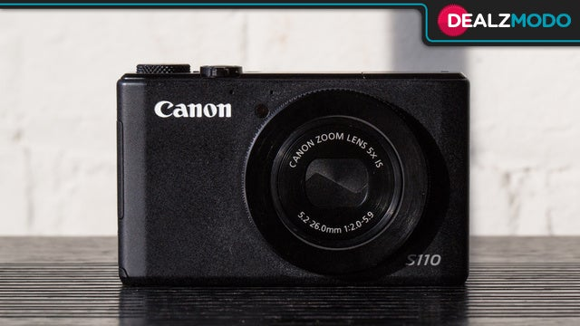 The Best Camera You Can Fit in Your Pocket Is Your Deal of the Day