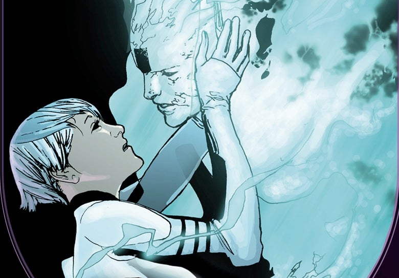 Don't Miss This Exclusive Preview Of Dr. Mirage, September's Best Comic