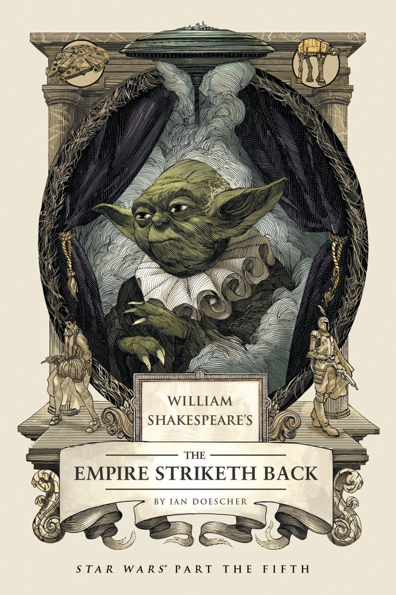 Exclusive look at William Shakespeare's The Empire Striketh Back