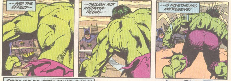 ​12 Heroes and Villains Who Kicked the Incredible Hulk's Green Ass