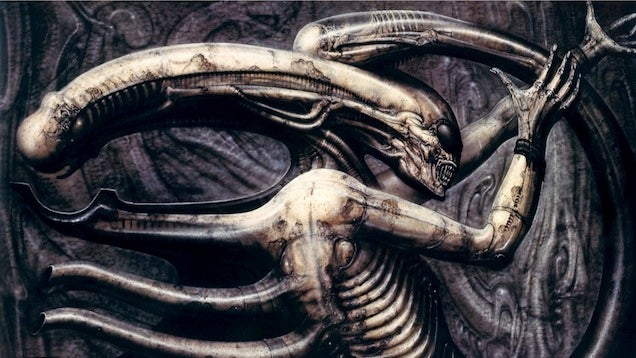The Most Unforgettable Creations of H. R. Giger