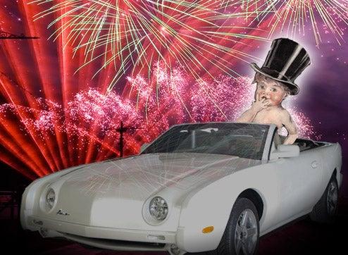 Happy New Year From Jalopnik!