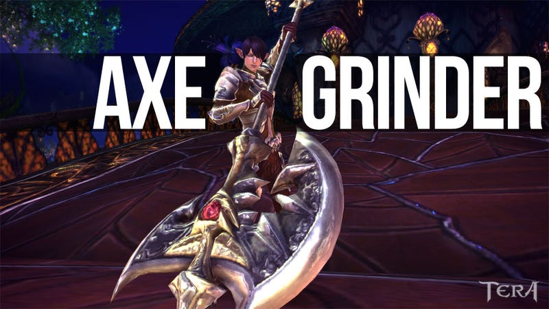 Tera MMO Log Part Two: An Axe to Grind