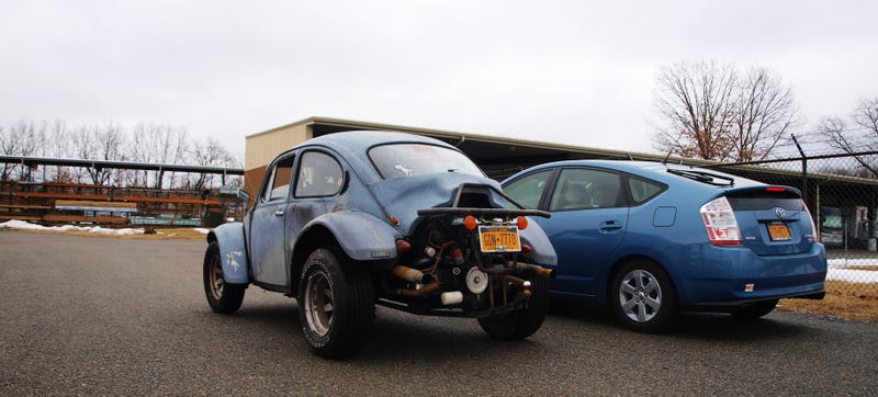 I Rolled My Dream Car, A 1973 Baja Bug: Part II