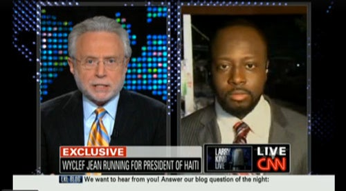 The Pros & Cons Of Wyclef's Bid For Haitian Presidency