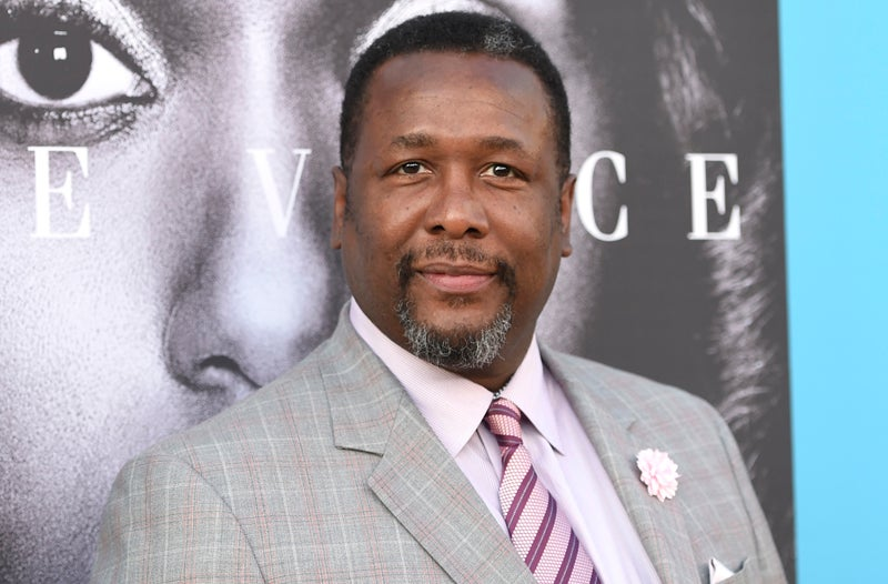 Report: The Wire's Wendell Pierce Arrested After Alleged Attack on Sanders Supporter