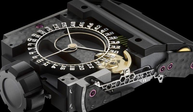 Urwerk's 'King Cobra' UR-CC1 Watch Makes Time Go Even Faster