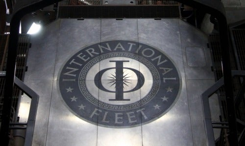 Ender's Game International Fleet Insignia