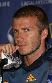 Screw Soccer! David Beckham's Time Spent Sitting Around In Boxer Briefs Pays Off