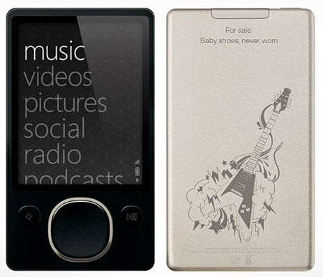 Zune Getting Audible Audio Book Support As Literacy Sheds Another Tear