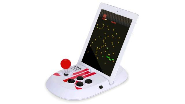 Atari Is Making an Arcade Joystick for the iPad