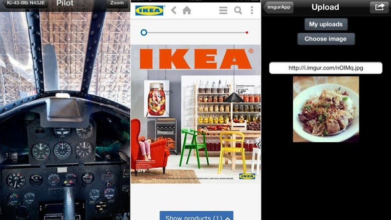 iPad Apps of the Week: Ikea, ACI Cockpit360, and More