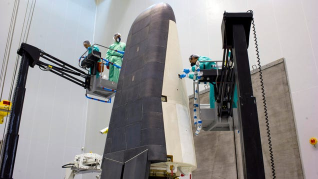 This Gleaming Monolith May Spawn the Next Space Shuttle