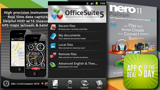 Daily App Deals: OfficeSuite Pro 5 for Android is Free in Today's App Deals