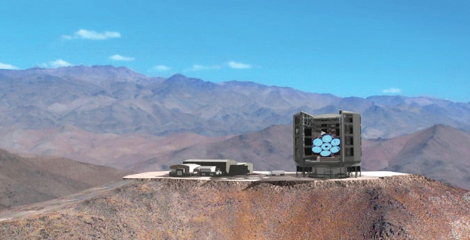 The 5 Massive New Telescopes That Will Change Astronomy Forever