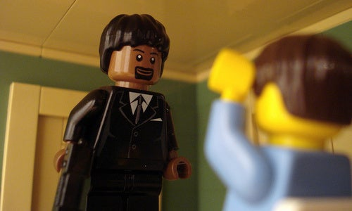 If Quentin Tarantino Had His Own Line of LEGOs