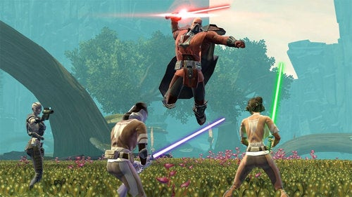 Star Wars: The Old Republic, Force Unleashed Toys High On Hasbro's Wish List