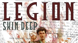 Listen to an Excerpt from Brandon Sanderson's <em>Legion: Skin Deep</em>