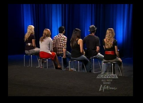 Project Runway: And Then There Were Five