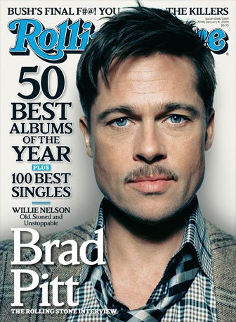 "Brad Pitt: ""I Get Enraged When People Start Telling Other People How To Live Their Lives"""