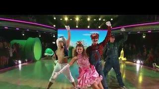 It's A Me! Dancing Mario!