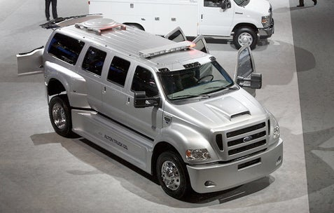 Chicago Auto Show: Alton Truck Company F650 Is An Adventure In Ridiculous
