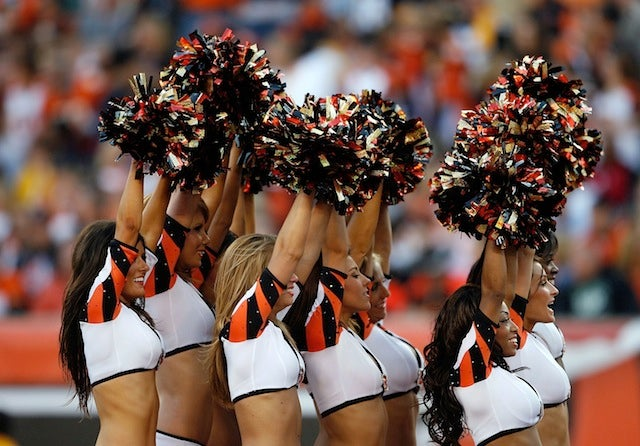 "Rules For Ben-Gals Cheerleaders: ""No Panties,"" ""No Slouching Breasts"""