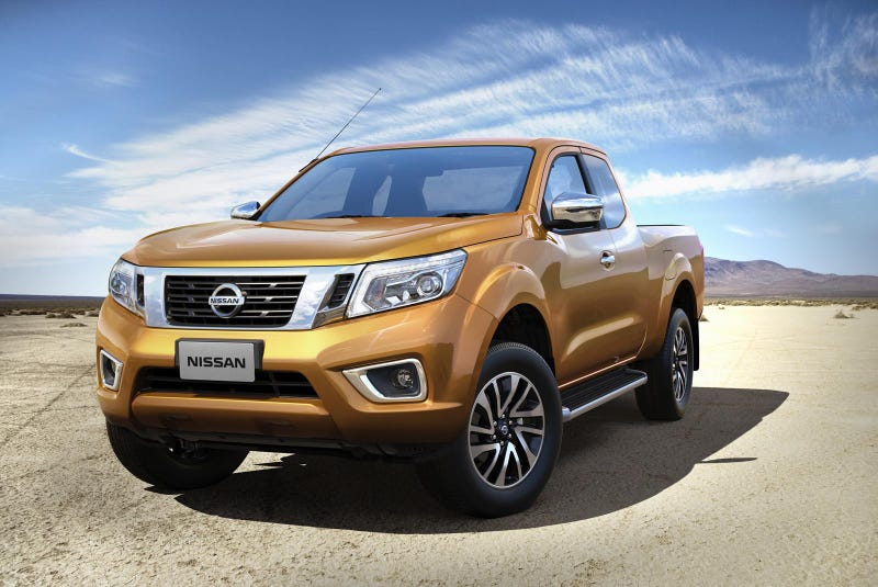 Did Nissan Use The Safety Dance In This Pickup Truck Promo Interview?