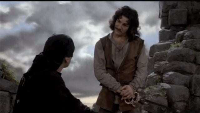 Inconceivable: Flight Attendants Ask Passenger to Remove 'Intimidating' Inigo Montoya T-Shirt