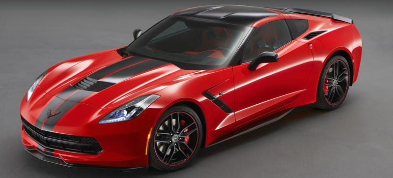 2015 Corvette Pacific: Fool Everyone Into Thinking It's A Z06