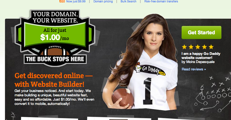 You Can Buy a GoDaddy Website at OfficeMax Stores
