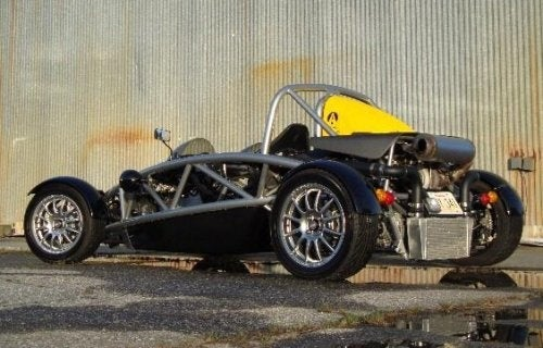 A Supercharger, A Turbocharger And A 430 HP Ariel Atom