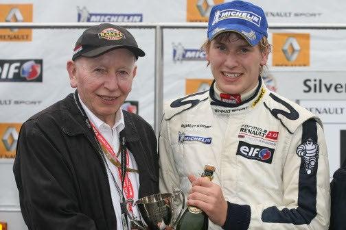 Henry Surtees Killed At Brands Hatch
