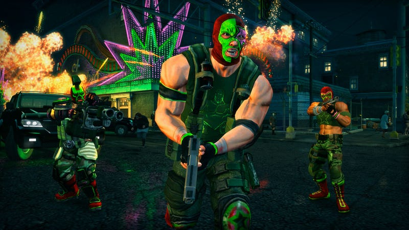 A Rip-Roaring, Rhyming Hands-On With Saints Row: The Third