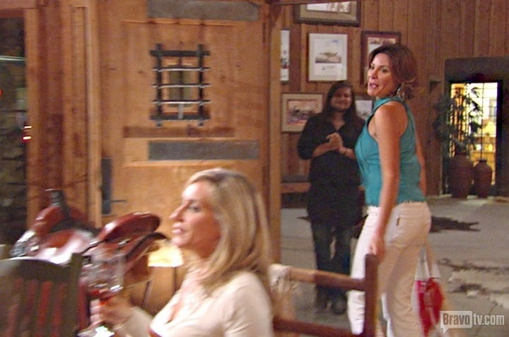 The Real Housewives of New York Go to Montana and Off Their Meds