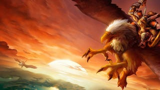 <i>World Of Warcraft</i> Players Are Pissed Their Characters Can't Fly