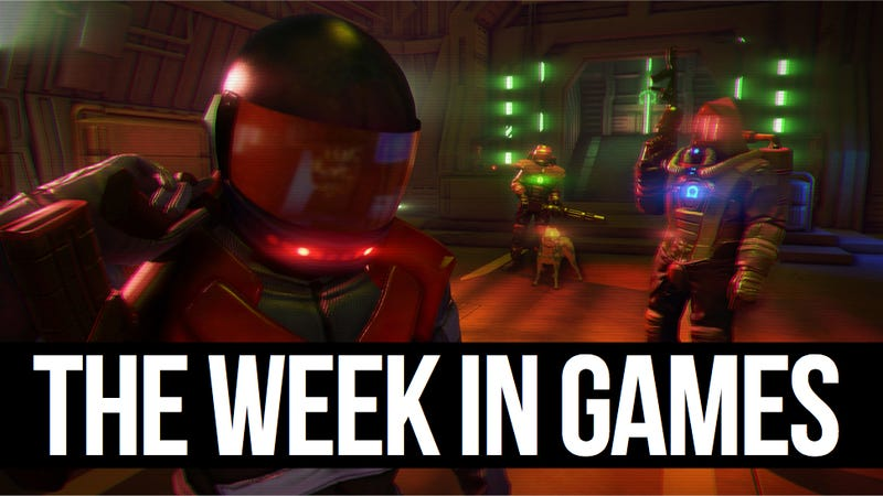 The Week in Games: All Aboard the Dragonwagon