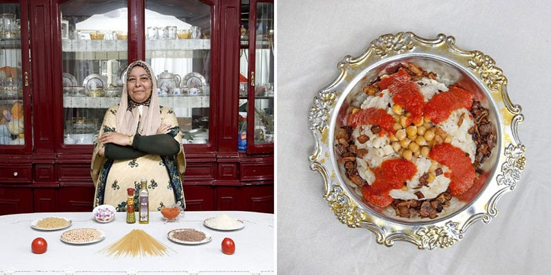 Awesome Grandmas From Around the World Display Their Home Cooking