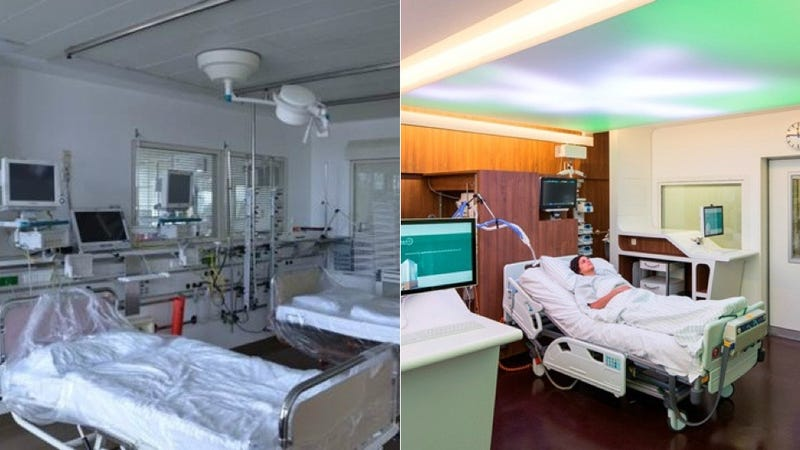 How LED Lighting Is Being Used to Comfort Patients in Intensive Care