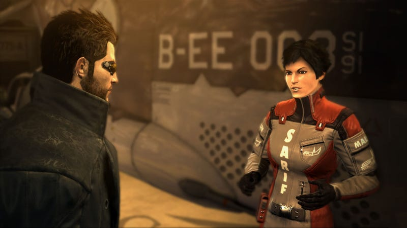 Hands-on With The New Deus Ex And The Next Stage In Human Revolution