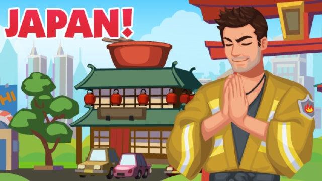 SimCity Social Says Hello Japan in an Odd Way