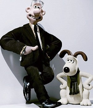 Wallace & Gromit Go High Fashion • Afghan Prez Pardons Bayonet Gang-Rapists