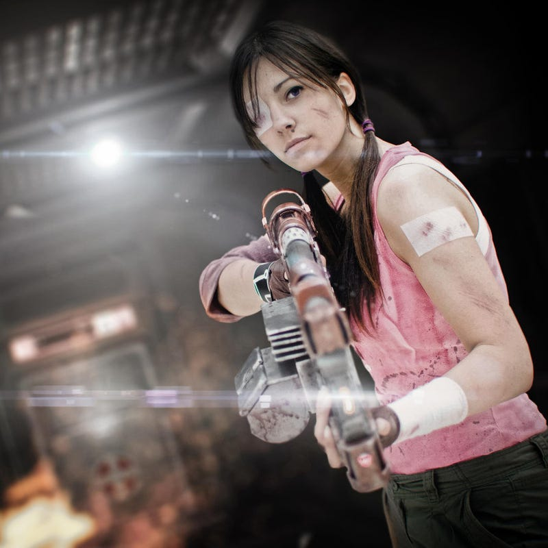 Dead Space Cosplay So Real You'll Want To Hide In A Closet