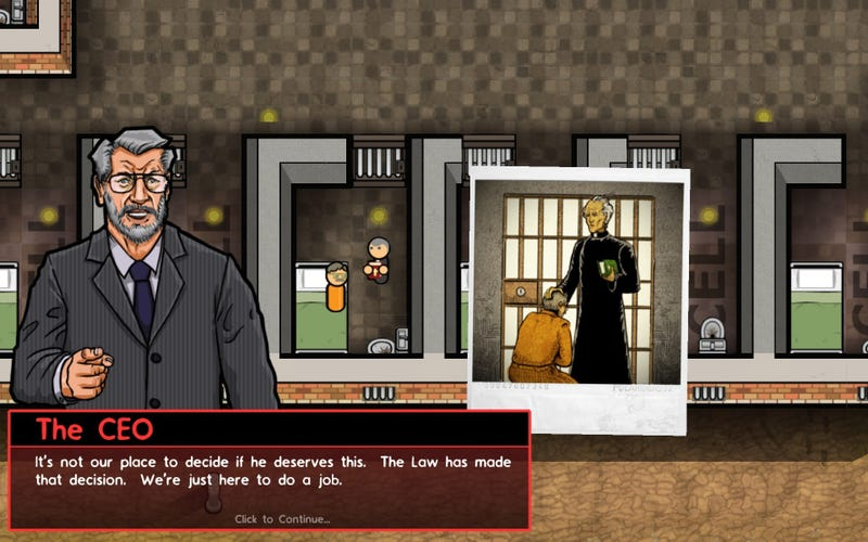 ​What To Do With Prison Architect, A Video Game About Building Prisons?
