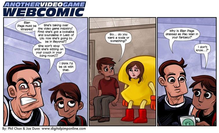 Sunday Comics: What's My Motivation?