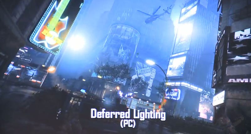 Crysis 2 Footage Looking As Nice As Expected